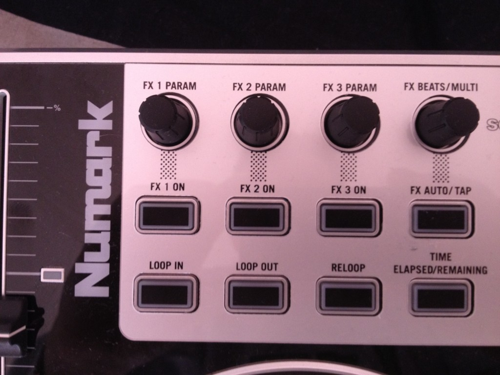 Numark N4 effect unit