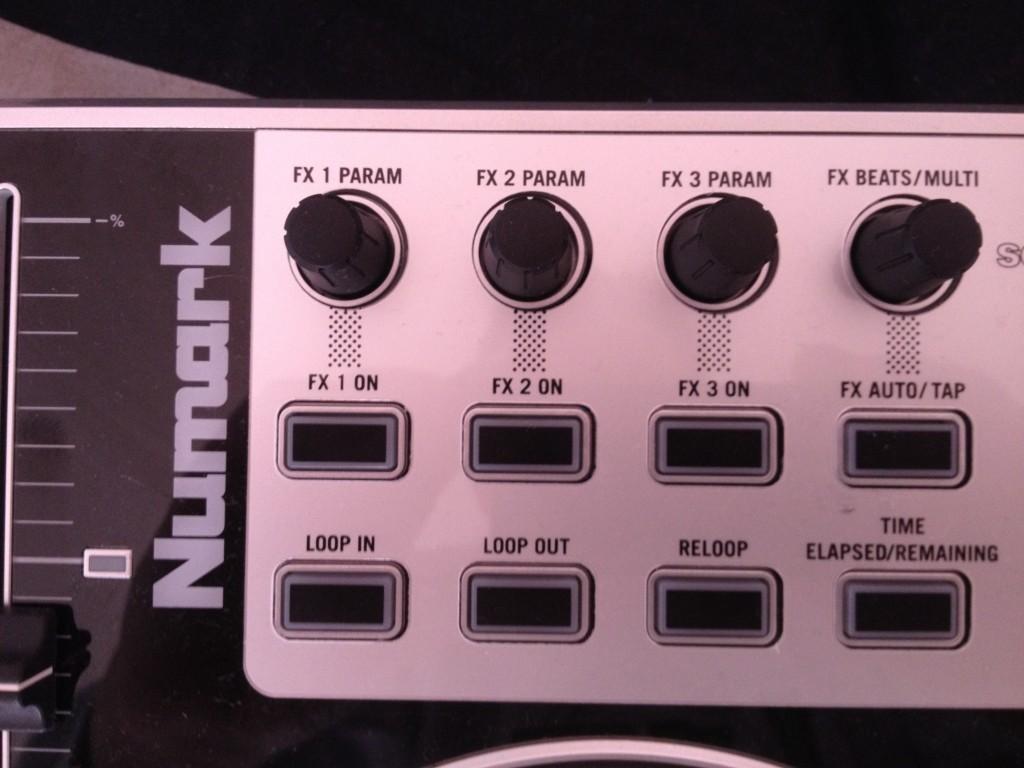 Numark N4 effect unit